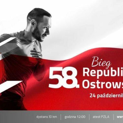 Ruszyły zapisy na 58. Bieg Republiki Ostrowskiej