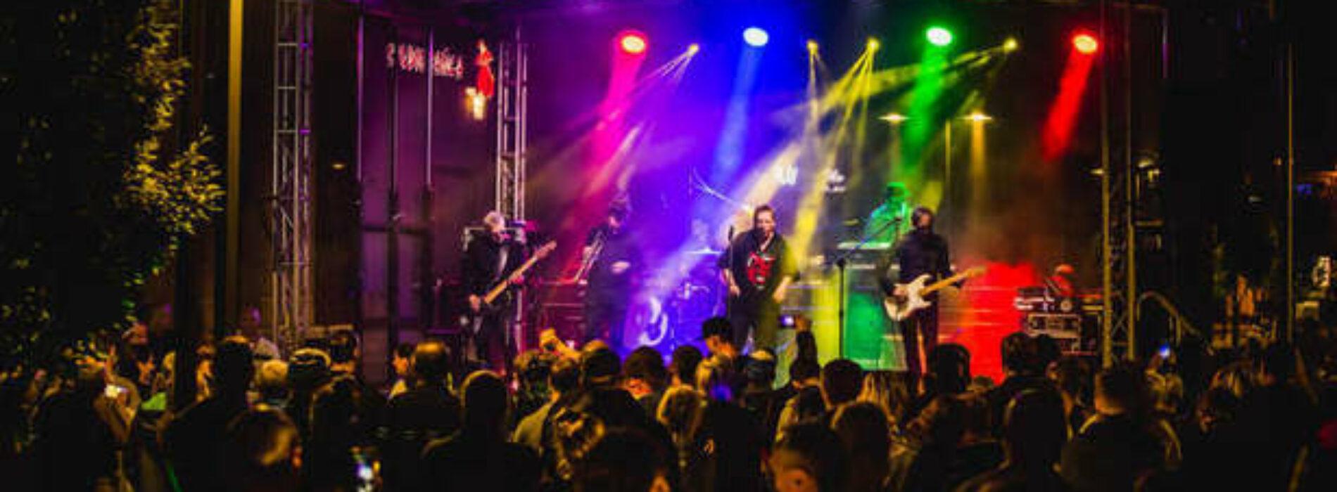 Czarno Czarni na zakończenie wakacyjnych koncertów w mieście